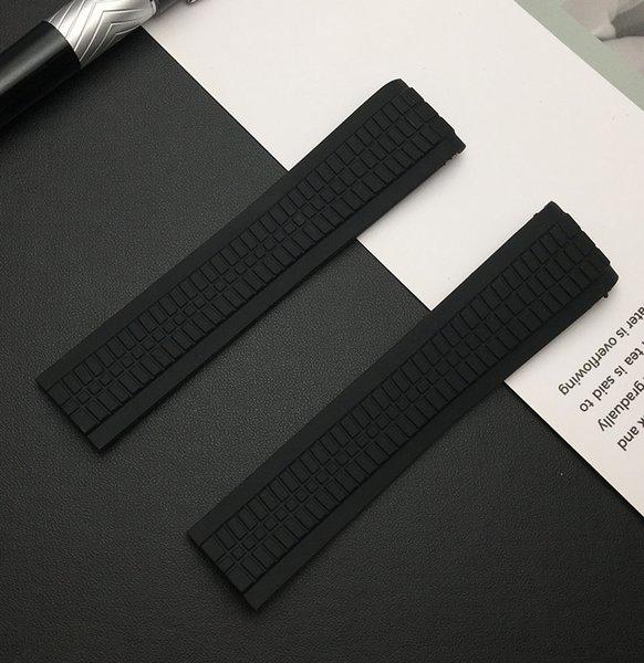 어떤 버클 블랙 스트랩 21mm
