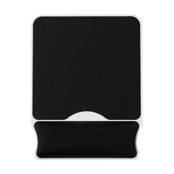 SZAICHGSI 20pcs Soft Memory Sponge Mousepad Ergonomic Mouse Pad Hard Hand Wrist Support Gaming Mat for Game PC Computer Laptop 185x235x25mm