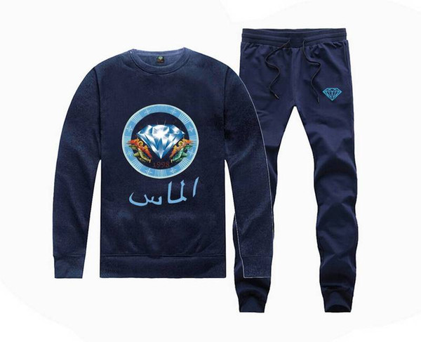 F0025# s-5xl new style hip hop roller skateboards men's clothes women fleece hoodie +pants =1set Tracksuits