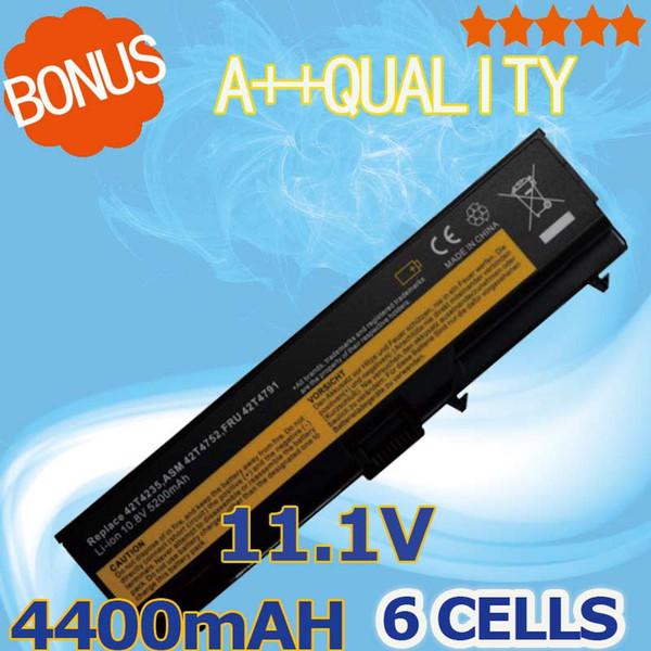 2019 6 Cells T520 Battery For Lenovo ThinkPad Edge L410 T420 T410 L420 T510  E40 E50 L512 L412 L421 L510 L520 SL410 SL510 W510 W520 From Adtison, $30 8