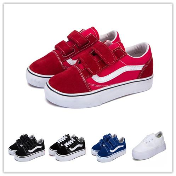 scarpe da ginnastica bambina vans
