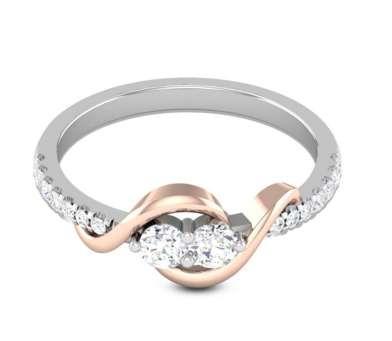 donne classico anello amano la moda sposa monili della pietra preziosa anello lucido Girlfriend regalo modo di alta qualità