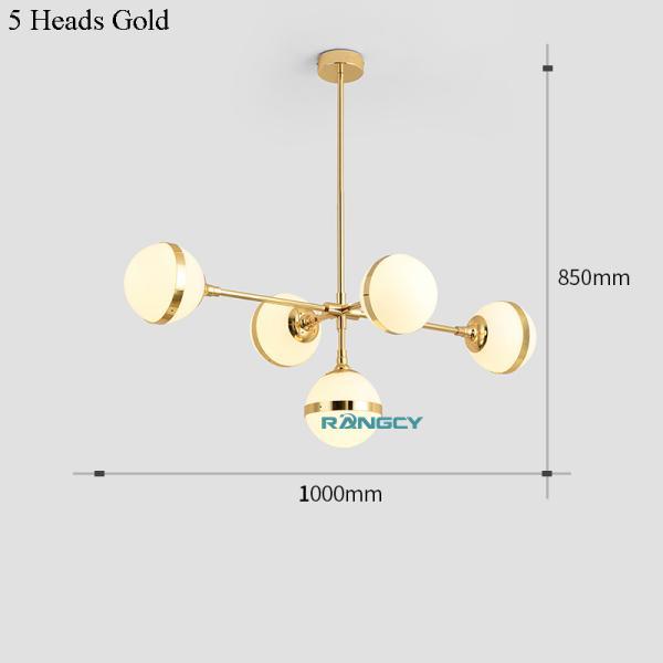 Gold 5 light