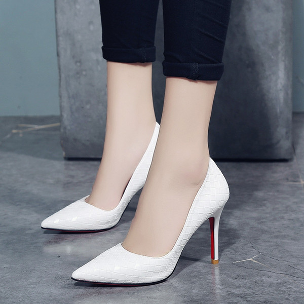 35f348877d0 Wholesale Impera Rihanna Red Bottom High Heels Sexy Pointed Toe ...
