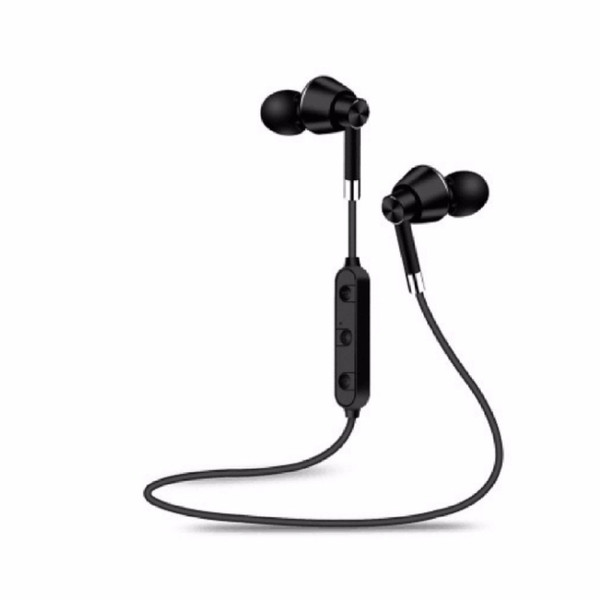 Sweatproof Wireless Bluetooth Earphones Sports Gym Earbuds Magnetic Earpieces Universal For Phone Desktop Notebook Tablet PC HOT