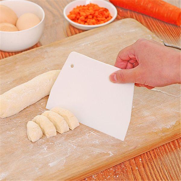 Coltello per pasta taglierina crema liscia torta burro coltello spatola cottura taglio pasticceria utensili da cucina all'ingrosso yq00265