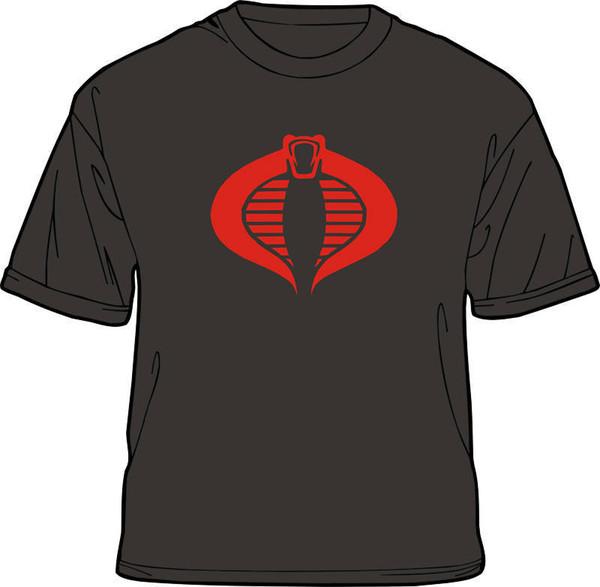 COBRA GI JOE футболка (ретро 80-х) смешные бесплатная доставка мужская повседневная футболка