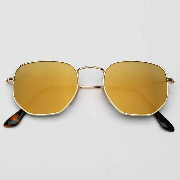 Miroir 001/93 brun doré