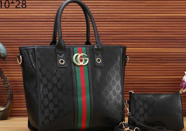 Bolso de las mujeres de moda de Europa y América bolsa de mensajero de las mujeres remache bolsa de hombro solo bolso femenino 06