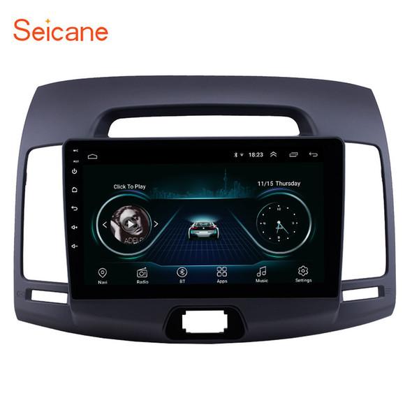 Seicane Voiture Multimedia Player Android 8.1 2 Din Autoradio GPS Pour Hyundai Elantra 2007 2008 2009 2010 2010 2011 soutien SWC WIFI USB