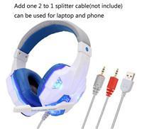 PC headset_white