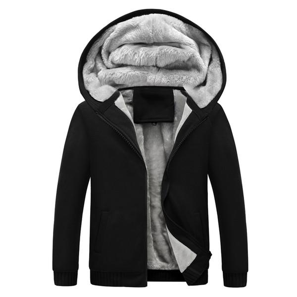 New Winter Jackets and Coats Z Hoodie Anime Son Goku Hooded Thick Zipper Men Sweatshirts Free Shipping
