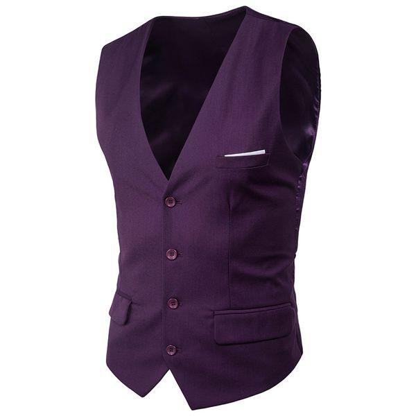Purple Vests