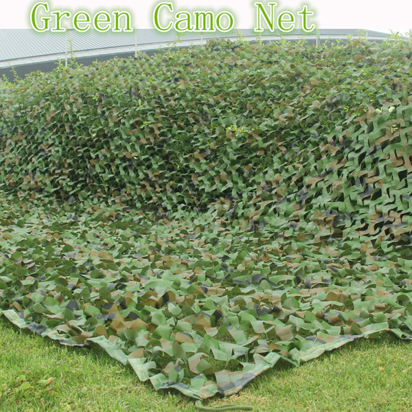 1.5mx10m/4.9ft x 32.8ft outdoor camping netting shooting hunting blinds sun shelter car cover background decoration thumbnail