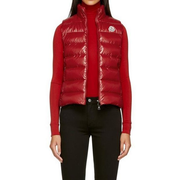 Fashion M Brand 90% White duck down Winter Down Hooded Vest for Women Coat Slim Vests Female Sleeveless Jacket