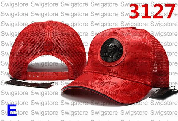 1 UNID + Summer Mesh Trucker Hat Snapbacks Mesh Gorras de béisbol de malla Hip Hop Hat Hombres Lienzo Deportes Golf Sombreros Amantes Sombreros viajes al aire libre