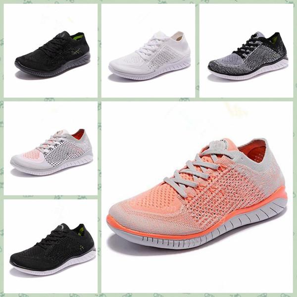 NFRN5A Горячее новое Качество Бесплатно RN 5.0 Кроссовки Для Мужчин Женщин Сетки Дышащие Легкие Кроссовки Кроссовки Мода Открытый Обувь Size36-45
