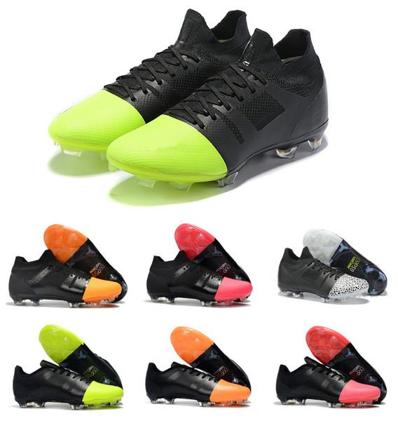 Caliente Mercurial Greenspeed Superfly GS 360 Elite FG Velocidad verde Tobillo Low Low CR7 Hombres Zapatos de fútbol para fútbol Botas de fútbol Tamaño 39-45