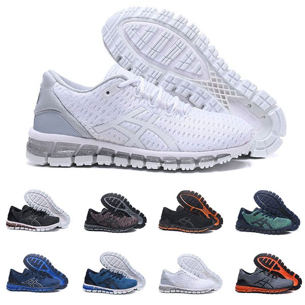 new gel-quantum 360 shift stability breathable running shoes for men black white breathable mens trainers fashion sports sneakers runner