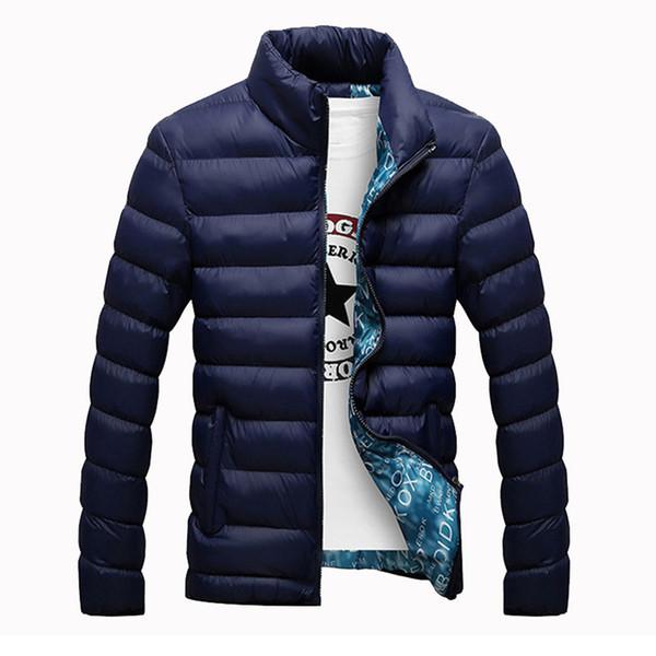 2019 neue Jacken Parka Männer Heißer Verkauf Qualität Herbst Winter Warme Outwear Marke Dünne Herren Mäntel Casual Windschutz Jacken Männer M-6xl T190827