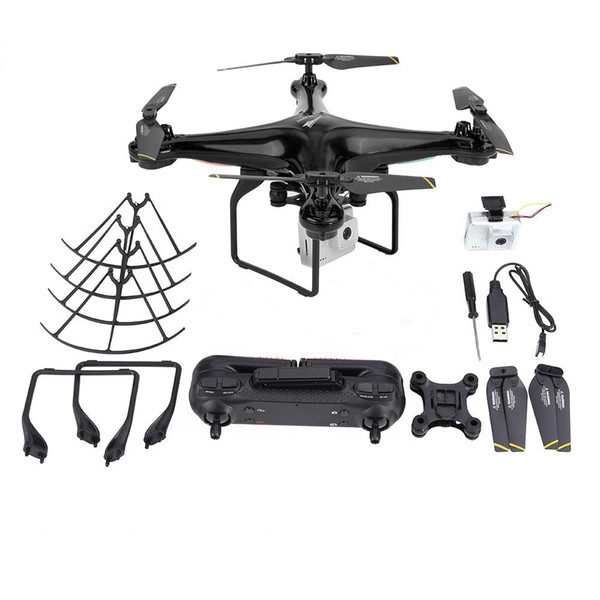 L500 2.4GHz RC Drone Remote Control Quadcopter Toy With 720P Camera Foldable Controller High Quality