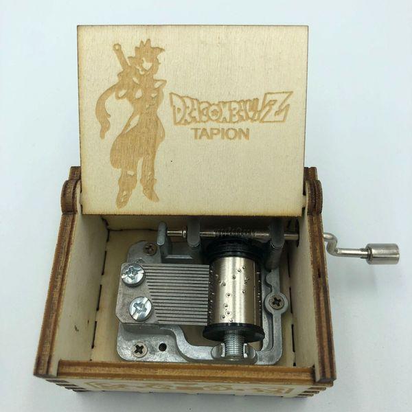 DragonBall Music Box
