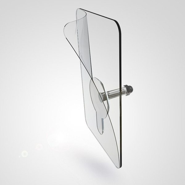 Wilk Duradera de Accesorios de ba/ño 1 Fuerte Transparente Ventosa Sucker Ganchos de Pared Percha para la Cocina