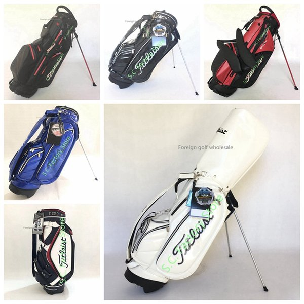 best selling TlTLElST Cameron Standard Ball Cart Scotty Golf Bag Cart Women Vokey Men Womens Man Caddy Golf Tripod Bag Stuff Set
