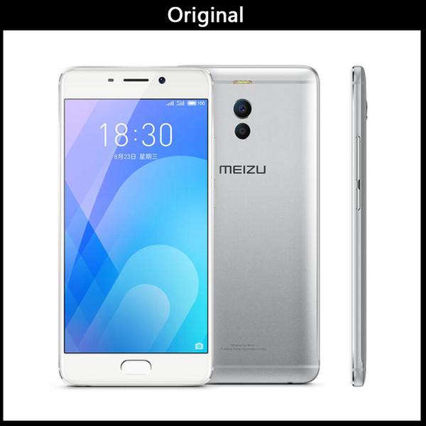 Original Meizu M6 Note 6 3/4GB 32B 4G network Snapdragon 625 Octa Core 5.5 inch Cell Phone fingerprint GPS WIFI