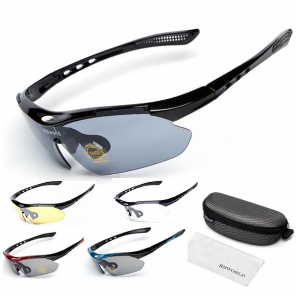 Fabricantes de óculos ao ar livre atacado pesca óculos à prova de vento bicicleta Mountain Bike óculos de sol homens e mulheres óculos de ciclismo
