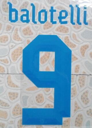 #9 BALOTELLI