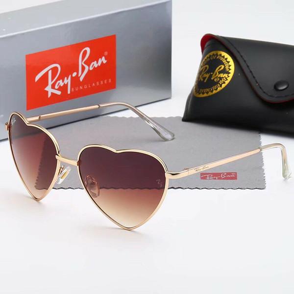 Gafas de sol r Gafas de sol de lujo para mujer Gafas de sol con estilo Sunglass Diseño encantador Elegante clásico perdurable