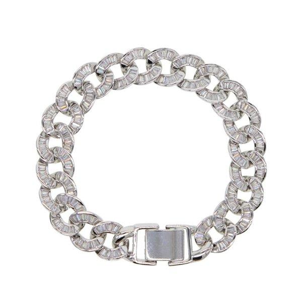 b234 prata-17 centímetros