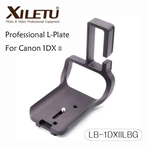 Xiletu LB-1DXIILBG Профессиональный держатель для штатива, быстросъемная пластина для Canon EOS 1DX II 2 Arca Swiss RRS Manfrotto Gitzo