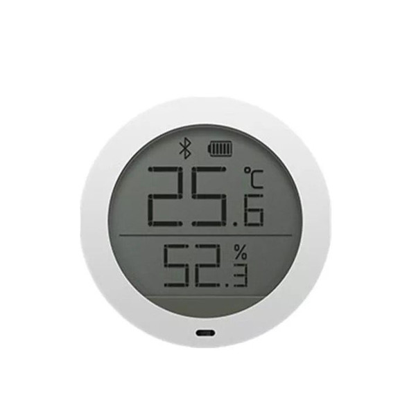 Xiaomi Digital Bluetooth thermometer and electronic ink screen Hygrometer 30 days automatic data recording by my home app