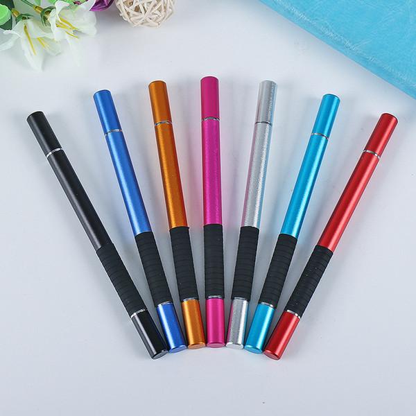 Stylo capacitif stylet capacitif stylet stylo stylo capacitif pour ipad iphone tous les téléphones mobiles Tablet comprimé