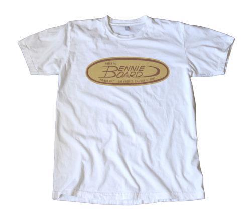 Vintage Bennie Board Decal T-Shirt - Surf, Skateboard Envío gratis divertido Unisex Casual Tshirt