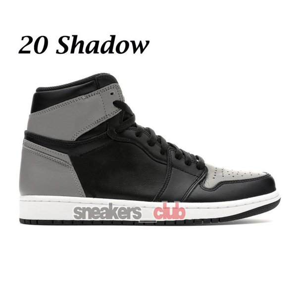 20 sombras