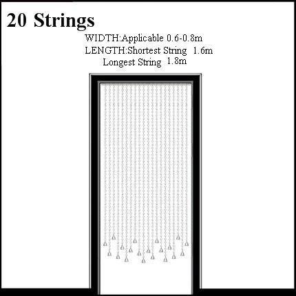 20 Strings 1.8m