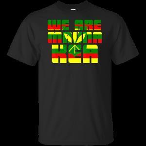 Hombres 039 sDesign039 i Mauna Kea We Are Mauna Camiseta talla M 3XL