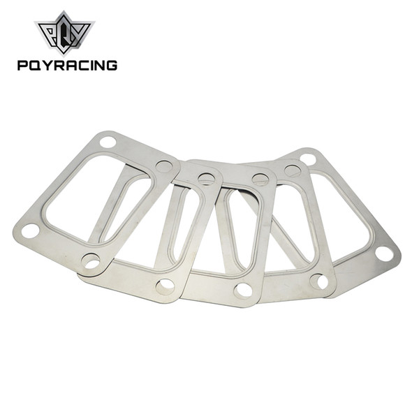 PQY - T3 T34 T35 T38 GT35 GT35R Turbo Turbine Inlet Manifold Gasket 304 Stainless Steel PQY4801