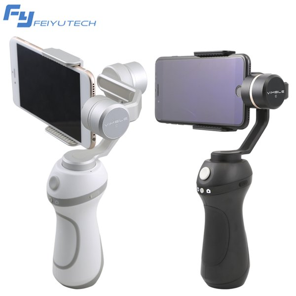 Freeshipping Vimble C 3 Axis Handle Gimbal Stabilizer Smartphone 3-axis steadicam For GoPro iPhone Sumsung HuaWei VS Zhiyun Smooth Q