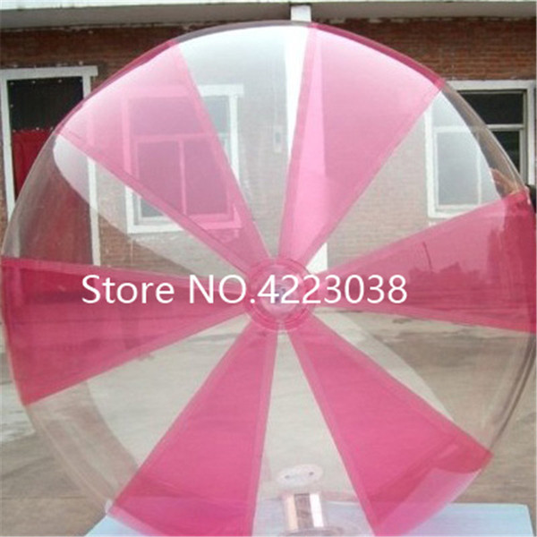 Free Shipping Zorb 2M Walk Water Walking Dance Ball Roll Ball Inflatable Ball Germany Zipper NEW