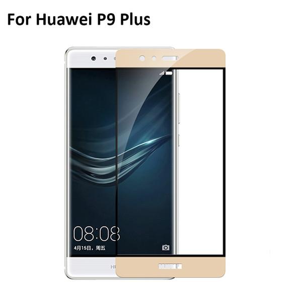 2 adet Ultra-Ince Tam ekran koruyucu Temperli Cam Için Huawei P9 Artı P 9 artı P9plus creen koruyucu temperli cam