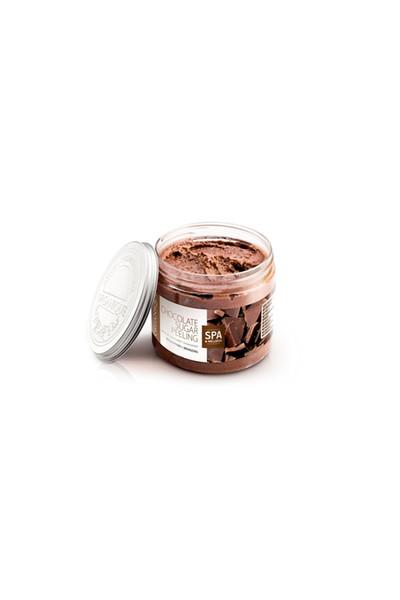 Органический шоколадный конфет пилинг - 200 мл