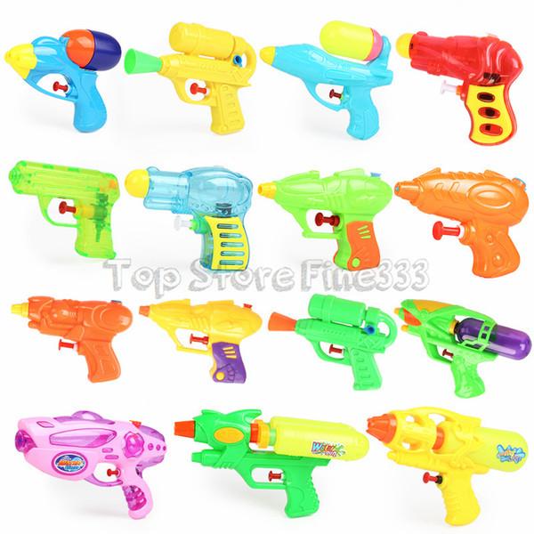 Wasserpistolen Sommer Kreative Wasserpistolen Kinder Im Freien Interessante Strand Spray Spielzeug Durch Luftdruck Für Kinder spielzeug 41854