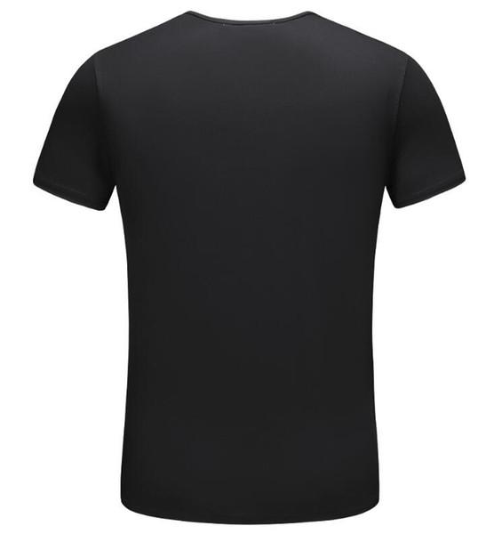 été nouvelle marque haut de gamme pour hommes t-shirt mode sleve snaeke impression mode t-shirt Tops Homme # -18