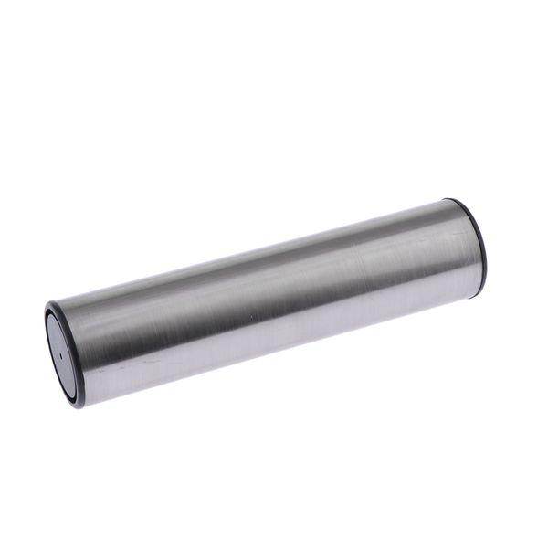 top popular Metal Cylinder Sand Shaker Rhythm Hand Percussion 2021