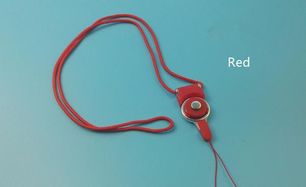Universal-Lanyards Trageband lange Riemen Nylon Falseil für MP3 Mp4 ID-Halter Handy-Mobiltelefon