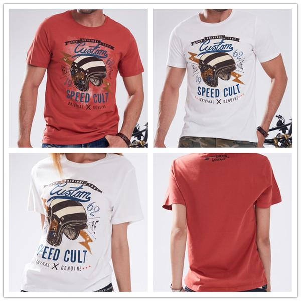 New Arrival ! 2018 Uglybros-717 Moto GP T-shirt Motorcycle Sports Tee Unisex Summer T-Shirt